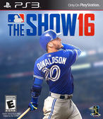 PS3 MLB The Show 16 美國職棒大聯盟 16(美版代購)