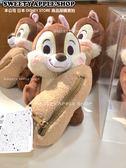 (現貨&日本實拍圖)   日本 DISNEY STORE 迪士尼商店限定 奇奇蒂蒂【 奇奇 】手抱花生 玩偶娃娃