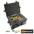 【EC數位】美國 派力肯 PELICAN 1610 氣密箱 含泡棉 防撞箱 防水 防爆 防震 防塵 耐衝擊 輪座