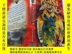 二手書博民逛書店Beast罕見quest the Winged Terror:野獸追尋有翼的恐怖Y200392