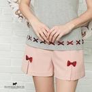 立體蝴蝶結裝飾短褲【AF2262】