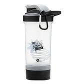 攪拌杯搖搖杯健身蛋白粉運動帶刻度果汁杯帶粉盒攪拌球酵素奶昔杯 快速出貨