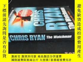二手書博民逛書店CHRIS罕見RYAN The Watchman5919