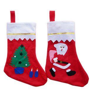 聖誕老人襪子 單只價22g賣1雙價