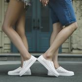 售完即止-洞洞鞋洞洞鞋男夏季情侶涼拖鞋休閒鞋男士沙灘鞋涼鞋潮男鞋10-12(庫存清出S)