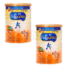 美強生 優兒A+ 幼兒成長奶粉1700g (兩罐入)(A+學立方) 3號1-3歲.新升級配方