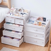 Mr.box【007016-01】日式頂層收納三層抽屜式內衣小物收納整理盒收納箱-白色