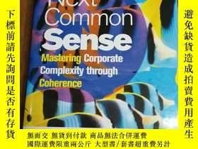 二手書博民逛書店The罕見Next Common Sense: Masterin