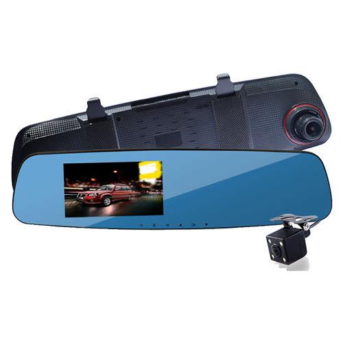 CORAL雙鏡頭GPS 1080P行車紀錄器T3i【愛買】