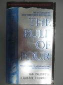 【書寶二手書T4/原文小說_NCJ】The Rule of Four_Jeffrey L. Ward