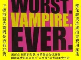 二手書博民逛書店Jane罕見Jones:Worst. Vampire. Ever. 英文原版24開Y85718 Caissie