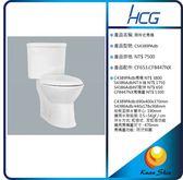 HCG 和成 兩件式馬桶 CS4389PAdb(AW)(限台中)