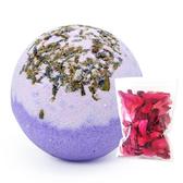 泡泡球-薰衣草泡泡浴球浴鹽泡澡球精油浴球 【快速出貨】