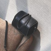 包包女2017秋季新款復古貝殼包女包拼接菱形包韓版鏈條單肩斜挎包 優帛良衣