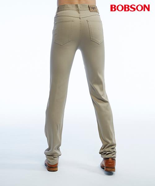 BOBSON 男款高腰吸濕快乾色褲(1806-72)