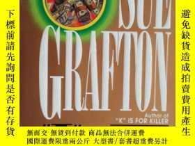 "二手書博民逛書店英文原版罕見SUE GRAFTON ""L""'IS FOR LAWLESSY241791 SUE GRAFTON"