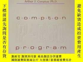 二手書博民逛書店Compton罕見P-ESL program(Arthur J.Compton Ph.D.)阿瑟.J.康普頓博士。