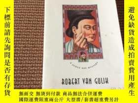 二手書博民逛書店The罕見Chinese Gold Murders (Judge