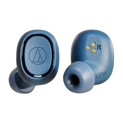 鐵三角 ATH-CK3TW 真無線耳機 ( 白 / 藍 / 紅 )