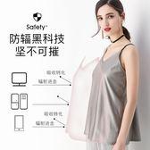 防輻射服孕婦裝肚兜內穿懷孕期防輻射衣服女吊帶圍裙上班夏季   遇見生活