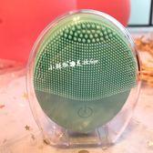 洗臉儀 泰國代購SAADNA新版小飛象電動mini硅膠洗臉器潔面儀洗臉儀 雙11