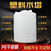 水桶 江西加厚PE塑料水塔儲水箱超大號戶外儲水桶1/3/5/10/15t噸儲水罐 米家WJ