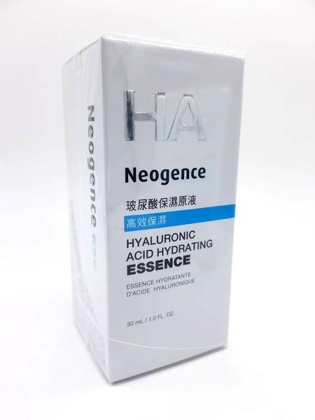 Neogence 霓淨思 玻尿酸保濕原液 30ml 效期2022.09