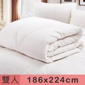 伊莉貝特防蹣長纖可水洗蠶絲被186*224cm
