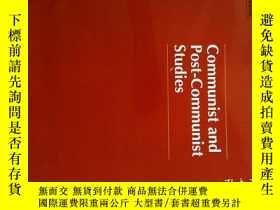 二手書博民逛書店Communist罕見and Post-Communist Studies (Magazine) 12 2017