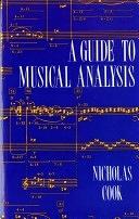 二手書博民逛書店 《A Guide to Musical Analysis》 R2Y ISBN:0393962555│W W Norton & Company Incorporated
