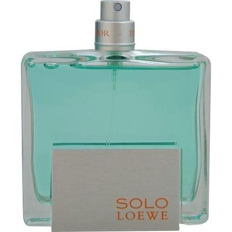 Loewe Solo Loewe 羅威王子藍色版香水 75ml TESTER  無盒【七三七香水精品坊】