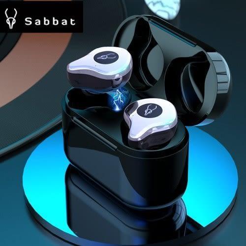 【Love Shop】【原廠公司貨】 Sabbat 魔宴 E12 真無線運動藍芽/TWS藍牙耳機