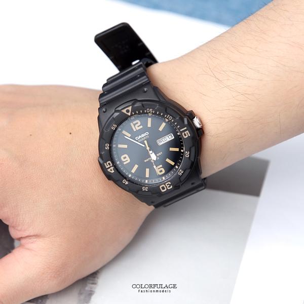 CASIO卡西歐 潛水風格運動錶款 防水100米【NEC75】
