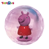 玩具反斗城 JAKKS PACIFIC 佩佩豬閃亮水晶球