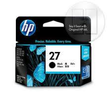 HP C8727AA NO.27原廠黑色墨水匣 適用PSC1110/1210/1315/DJ3535/3744/3745/3845/OJ5610(原廠品)
