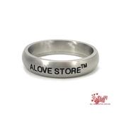 戒指男 周年紀念戒指男女原創英文字面指環太陽印記戒子禮物 多款可選