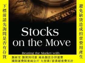 二手書博民逛書店Stocks罕見On The Move-股票走勢Y436638 Andreas F. Clenow Creat