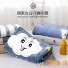 加厚辦公室午睡毛毯雙人蓋腿法蘭珊瑚絨毯子被子【淘嘟嘟】