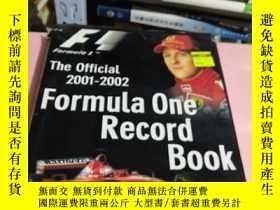 二手書博民逛書店Formula罕見One Record BooKY285622