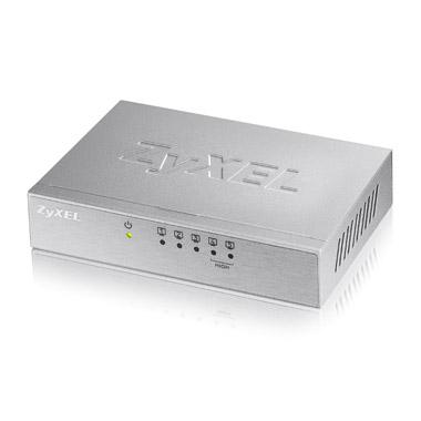 合勤 ZyXEL ES-105A v3 10/100M無 5埠交換器 Brand2.0(鐵殼)