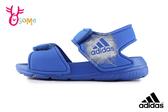 adidas ALTASWIM 小童 寶寶涼鞋 防水 夏天 清涼 戲水 運動涼鞋 R9339#藍色◆OSOME奧森鞋業