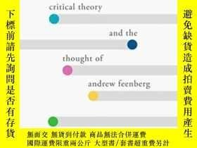 二手書博民逛書店Critical罕見Theory And The Thought