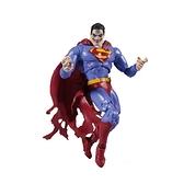 dc comics 麥法蘭 7吋 可動公仔 DC MULTIVERSE BUILD-A 超人 W/無情戰神配件