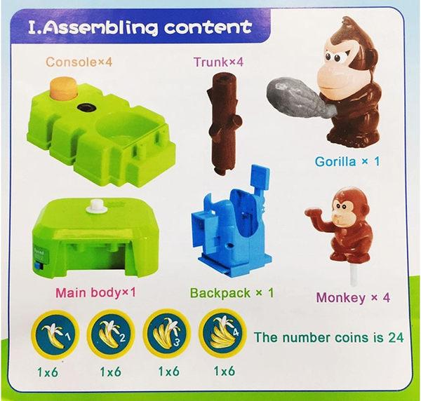 猴子偷金幣