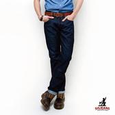 開箱狂推薦-SISJEANS-經典原色12.5Oz重磅紅邊布牛仔褲【SISMJ005】