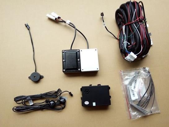 【車王汽車精品】日產 Sentra Teana March Livina X-trail 盲點偵測系統 A柱警示燈