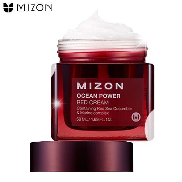 韓國 MIZON 紅海蔘童顏乳霜 50ml《Belle倍莉小舖》