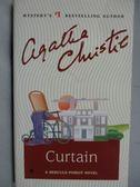【書寶二手書T8/原文小說_NPW】Curtain_ Agatha Christie