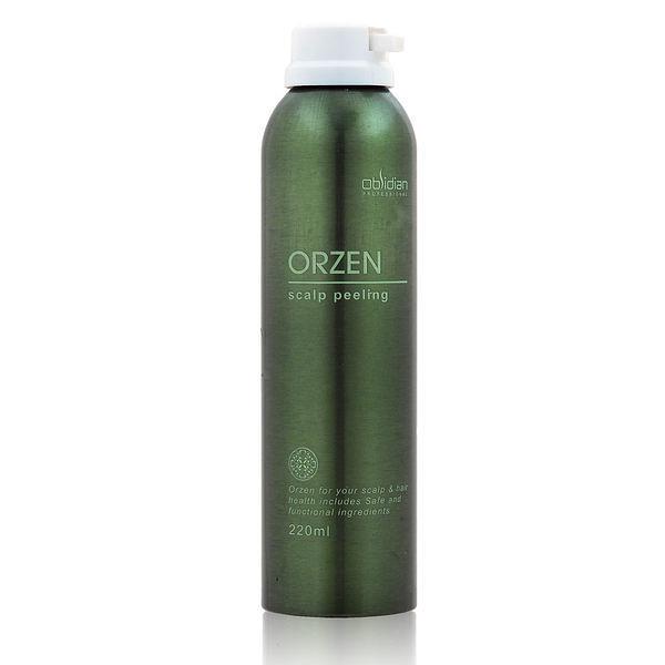 OBSIDIAN Orzen Scalp Peeling 強健去屑角質素 220ML【七三七香水精品坊】