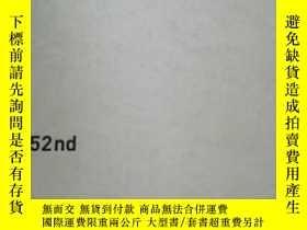二手書博民逛書店ADC罕見52nd ToKyo Art Directors ClubY440590 出版2009